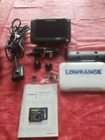 Lowrance HDS-7 Gen2 Touch Insight complete package