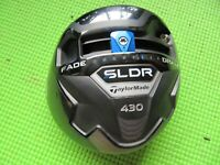 Taylormade tp tour preferred Japan black SLDR 430 10 driver head. head only
