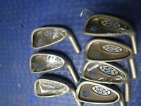 Palmer Golf PG P5G iron heads only Components 5-sw