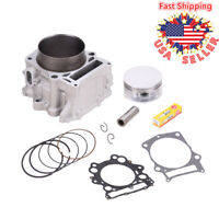 ATV Cylinder Piston Gasket Top End Kit For Yamaha Grizzly 660 YFM660 2002-2008