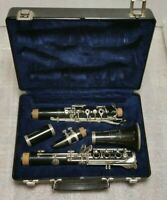 Selmer Bundy Resonite Clarinet with Hard Case Made in the U.S.A.