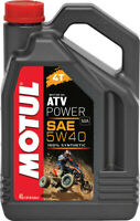 Motul ATV Power 4T Oil 5W-40 4 Liter 105898