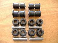 HONDA 300EX A-ARM BUSHINGS WITH FREE SHOCK BUSHINGS SINCE  1993