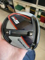 TaylorMade M5 Driver Head 9.0* 9.0 Degree loft  RH Right Handed HEAD ONLY