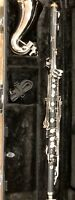 Jupiter Bass Clarinet with New Leblanc Mouthpiece Less Used