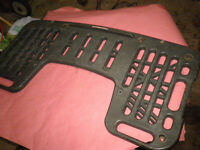 2002 Polaris Sportsman 700 rear rack carrier