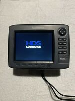 Lowrance HDS 8 Gen 2 Non Touch Fishfinder GPS With Cover.