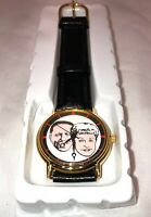 Vintage Tom Peterson And Gloria Too Wrist Watch. New