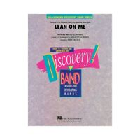 Lean on Me Concert Band Level 1.5 by Bill Withers Arranged by Robert Longfield