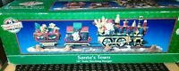 18 inch Long Santa#x27;s Town Train Stocking Hanger North Pole 18quot; Toys R Us RARE