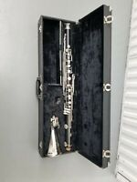 Vito Reso-Tone Bass Clarinet 0836D  For Parts Or Repair-AS IS