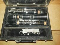 Selmer Signet Special Clarinet Ready for school band beautiful warm, melow tonre