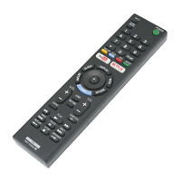 New RMT TX300U Remote Control Replace for Sony Smart TV LED 4K HDTV KD 60X690E $7.12