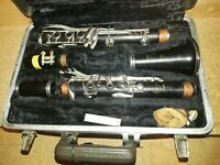 Selmer Signet 100 Clarinet Ready for school band beautiful warm, mellow tone