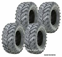 Set of 4 ATV/UTV Tires 25x10-12 25x10x12 6PR 10273
