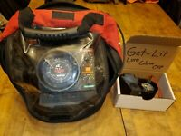 Vexilar fl-8se with 19° Transducer. Vexilar carrying case. NO RESERVE!!