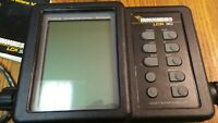 Humminbird LCR-3D Fish Finder Depth Finder w/ User guide, Mount and Cables