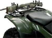 Moose Ozark Double Gun Rack Mount Fits ATV Metal Racks or Flat Cargo Racks