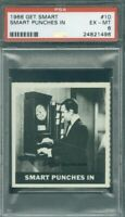 1966 Topps Get Smart 10 Smart Punches In PSA 6 1496 $19.00