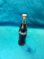 Vintage rare MR Coca Cola miniature glass bottle. # 688