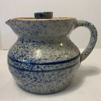 Jerry Brown Pottery: Small Pitcher Made with Alabama Clay - Free Shipping