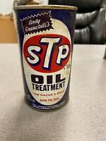 STP Oil Treatment Tin Vintage The Racers Edge 15oz Empty