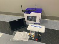 Lowrance HDS-9 LIVE Fishfinder in Excellent Condition