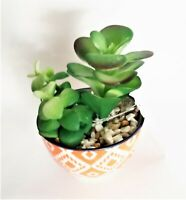 Potted Faux Cactus Plant Perfect small decor