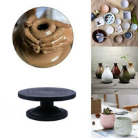 30Cm Pottery Wheel Modelling Sculpting Turntable Clay Sculpture Making Tools US