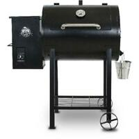 Pit Boss 700FB Wood Fired Pellet Grill with Flame Broiler, 700 Sq. In. Cooking S