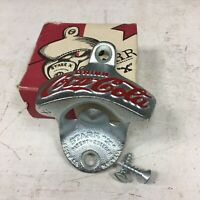 """Vintage Coca Cola Starr """"X"""" Wall Mount Cast Iron Bottle Opener Made in W Germany"""