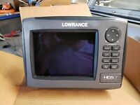 Lowrance HDS 7 Fish finder