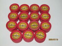 75 VINTAGE GOLDEN GUERNSEY RED BUFFALO VALLEY DAIRY MILK BOTTLE CAPS MILTON, PA