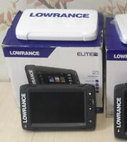 Lowrance Elite7 Ti2 Fish Finder Without Transducer