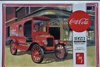 AMT Coca Cola 1923 Ford Model T Delivery Model Kit 1 25 Scale