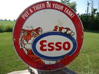 OLD 1962 ESSO EXTRA