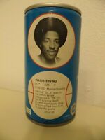 1979 NBA Basketball Royal Crown Cola RC Can Julius Erving Philadelphia 76ers