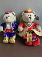 Starbucks Philippines SINGKIL Bearista Bear Set Dance 22nd Anniversary No Card