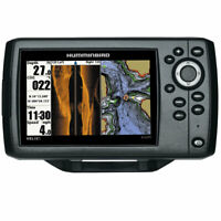 Humminbird Helix 5 G2 Chirp Sonar Side Imaging GPS Combo 410230 1