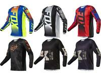 Fox Racing 180 Oktiv Trev Jersey Men#x27;s MX ATV Motocross Riding Shirt Adult #x27;21