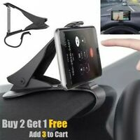 Universal Car Dashboard Mount Holder Stand Clamp Cradle Clip for Cell Phone GPS $5.75