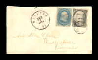 US 63 amp; 73 Used on Cover SCV $120