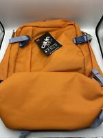 Cabin Zero Backpack quot;The Suitcase on Your Backquot; Classic 36L CZ171909 Orange