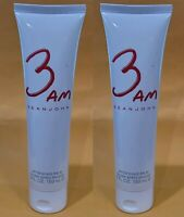 3 am By Sean John for Men 5 oz 150 ml AFTER SHAVE BALM New Unboxed *PACK OF 2**