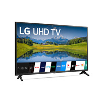 LG TV 43 in Class 4K UHD 2160P Smart Television Home Entertainment FAST SHIPPING $532.98