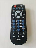 RCA Universal Remote RCR804BFDR TESTED $9.99