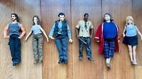 lost tv show action figures $150.00