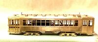 FAIRFIELD HO BRASS TRACTION TROLLEY POWERED