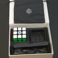 ****Gan 356I Smart Cube GanCs356 3x3 Speed Cube Bluetooth Magnetic Online Real T $39.95