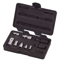 Gearwrench 81205 10 piece Universal and Adapter Set $104.81